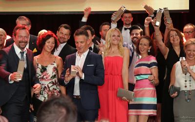 Radiopreis: Fünf Mal Gold für Österreichs Privatradios