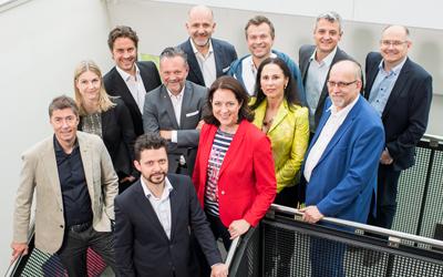 Neuer VÖP Vorstand: Medienstandort Österreich absichern