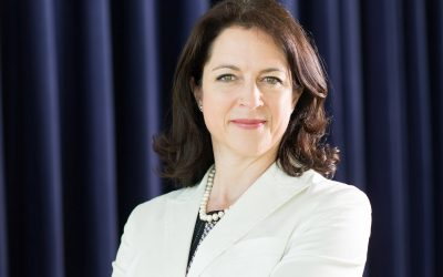 Corinna Drumm zur AER-Vizepräsidentin gewählt