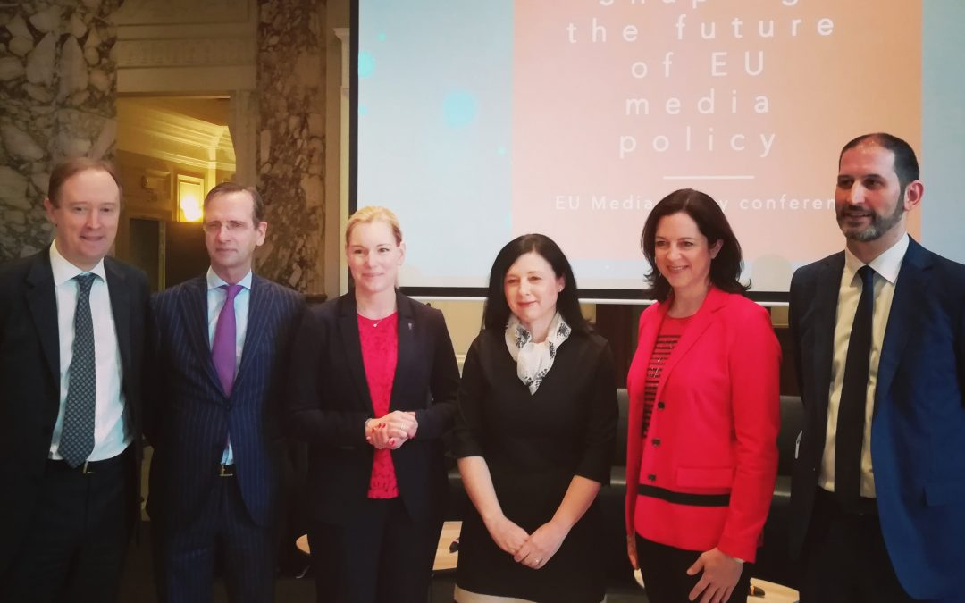 EU-Medienpolitik: Appell europäischer Medienverbände